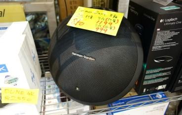 【場報】 Harman Kardon 藍牙無線喇叭 三代雖然正 二代價更平