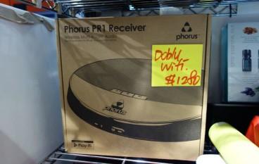 【場報】影音無線化 無線音響接收器 Phuros PR1