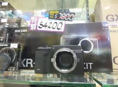 【場報】GXR Mount 套裝大特賣