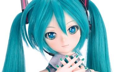 【娃娃遇上科技宅】可動初音娃娃 9 月初披露