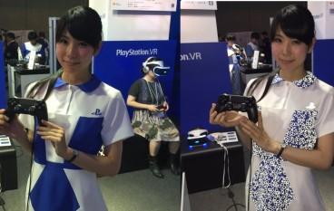 【TGS16】藍色變白色 Sony 制服有驚喜