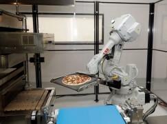 機械人整 Pizza 搶廚師飯碗?