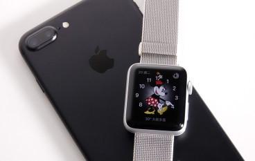 改在骨子裡 Apple Watch Series2