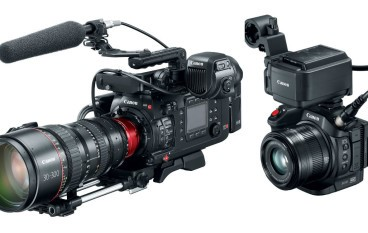Canon 發表專業級錄影機 C700 及 XC15