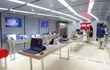 Asus 專門店正式開幕