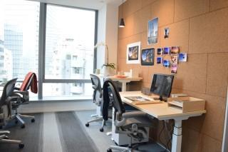 私人辦公室。