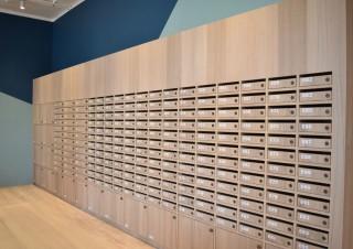 會員可使用場內的儲物櫃。