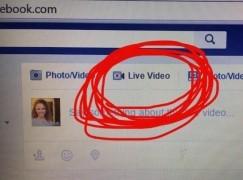 【好唔得閒】Facebook 確認提供電腦版 Live 直播