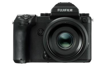 Fujifilm 加入中片幅戰線 發布 GFX 50S