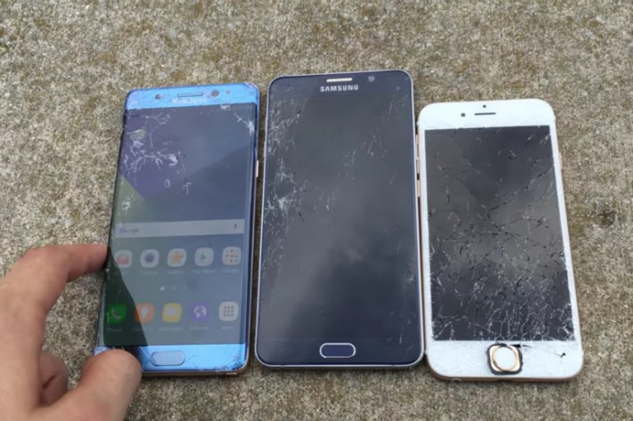 Galaxy-Note-7-Note-5-iPhone-6s-Droptest