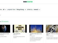Kickstarter 正式登陸香港 將夢想變麵包啦~