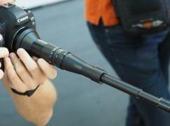 【揸槍咁款】「來福槍」LAOWA 微距鏡頭 夠盞鬼!