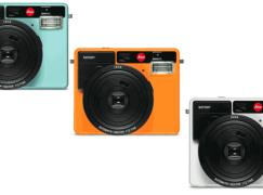 【文青必入】 Leica 出即影即有相機