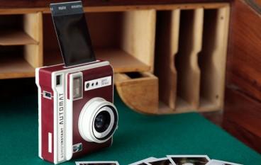 Kickstarter 75 折預購即影即有 Lomo'Instant Automat