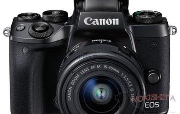 【Photokina 預演】Canon ESO M5 形像大躍進