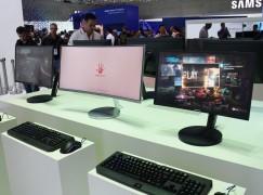 【德國 IFA 直擊】玩埋電競Samsung 強推 Quantum Dot Gaming 顯示器