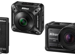 Nikon 進軍 Action Cam KeyMission 系列蓄勢待發