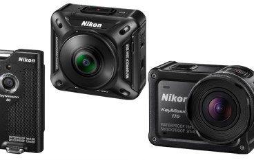 Nikon 進軍 Action Cam KeyMission 系列蓄勢待發