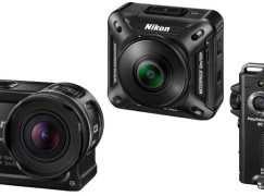 Nikon KeyMission 80、170 及 360 10 月上市