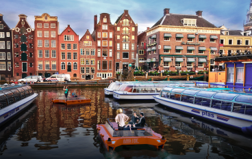 荷蘭研無人駕駛小艇將於明年面世