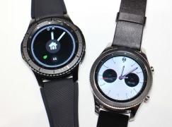 【德國 IFA 直擊】 Samsung Gear S3 上手玩