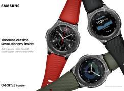 【德國 IFA 直擊】Samsung Gear S3 可當電話打