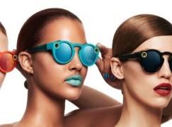 潮爆新玩物? Snapchat 推錄影太陽眼鏡