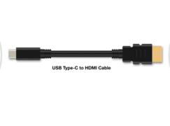 USB Type-C 直接轉換 HDMI 規格公布 預計 2017 年初面世