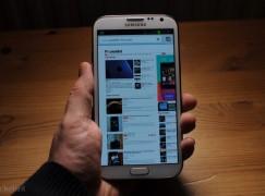 【燒開有路】Samsung 手機空中冒煙!