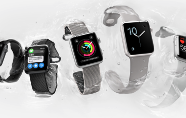 【Apple Event直擊】Apple Watch series 2 強化運動功能