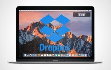 【小貼士】解決 Dropbox macOS Sierra 兼容問題