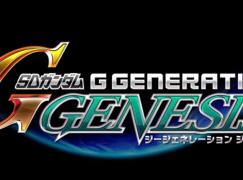 【TGS 16】《SD 高達 G Generation 創世》公布最新宣傳影片及遊戲封面