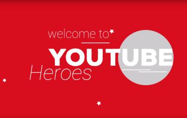 想入職Youtube?!首先你要成為Youtube Hero!