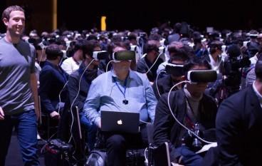 【初創活動】VR 技術實地交流