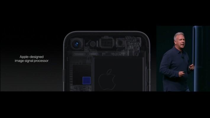 Apple 自家的影像處理器能於 25 微秒內處理超過 1000 億項操作。