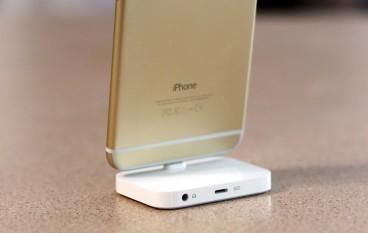 iPhone 7 又要聽歌曲又要充電可以點?
