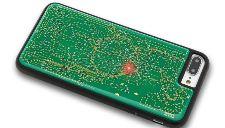 電路板 iPhone 7 機殼夠出位
