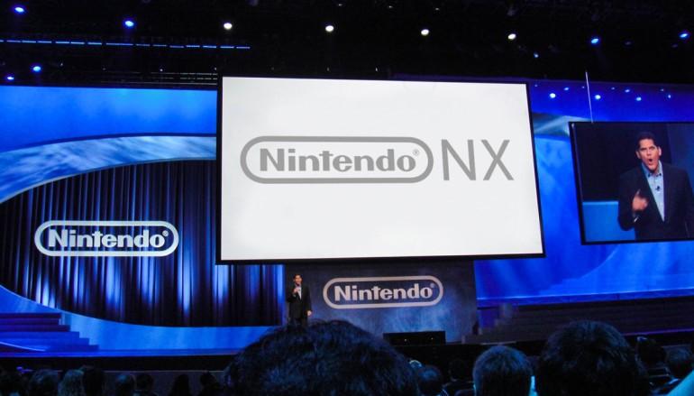 無鎖區!向下兼容!任天堂 NX 又有新消息