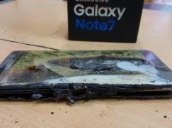 【Note 7炸彈】Samsung 出絕招充電6成逼換機