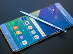 美電訊商停售 韓國宣佈停產 Note 7