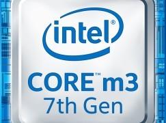 Core m5/m7 變 Core i5/i7!?第七代 Core 型號睇真啲