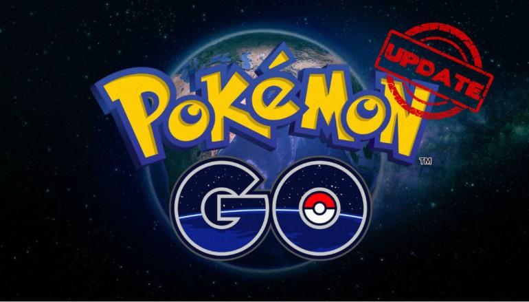 【新意欠奉?】Pokemon GO 有更新 紀錄精靈捕捉地