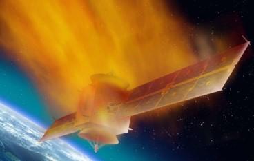 【中國造的會_ _】天宮一號證實衝緊落地球?!
