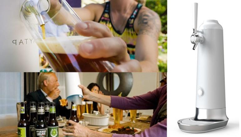 【飲勝】隨時隨地都可以飲到口感一流的啤酒?!