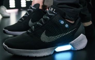 Nike 自動綁帶運動鞋 11月28日推出