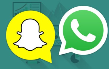 「Snapchat 致敬版」Whatsapp for Android 正式上架