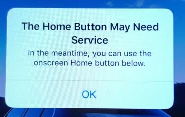 iPhone 7 的Home 鍵壞掉了會怎樣?