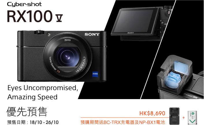 Sony RX100 V 有價