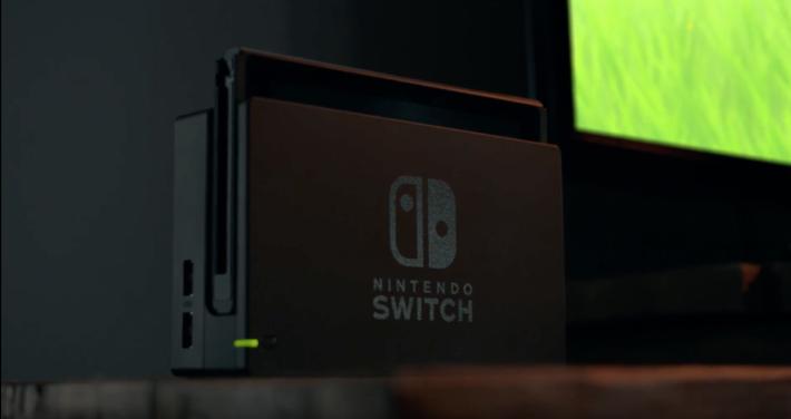 .任天堂 Switch 將取代Wii U 成為新世代遊戲主機。