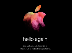 【官方確認】新 MacBook Pro 10.27 發佈